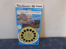 Viewmasters 3-D Tour Petrified Forest & Painted Desert set 3 in package