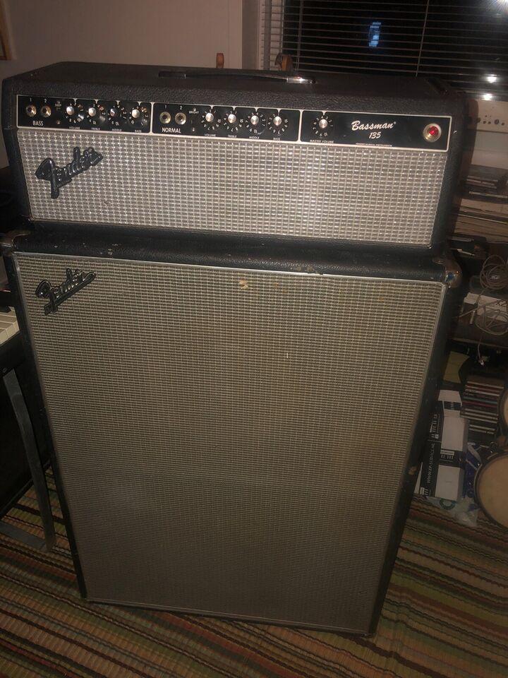 Basanlæg, Fender Baqssman, 135 W