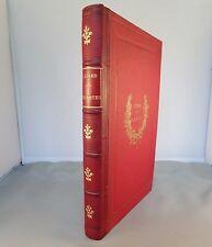 LOUIS LIARD / DESCARTES / 1882 GERMER BAILLIERE (fers du Lycée de Cahors) Rel.