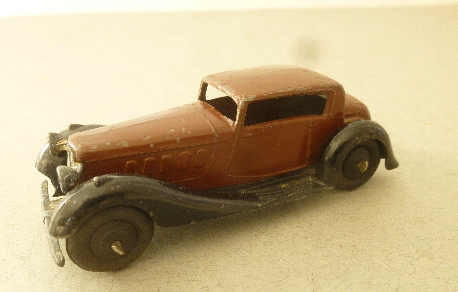 Dinky Toys versión temprana Humber Vogue Saloon Coche 1940s Dinky Toy