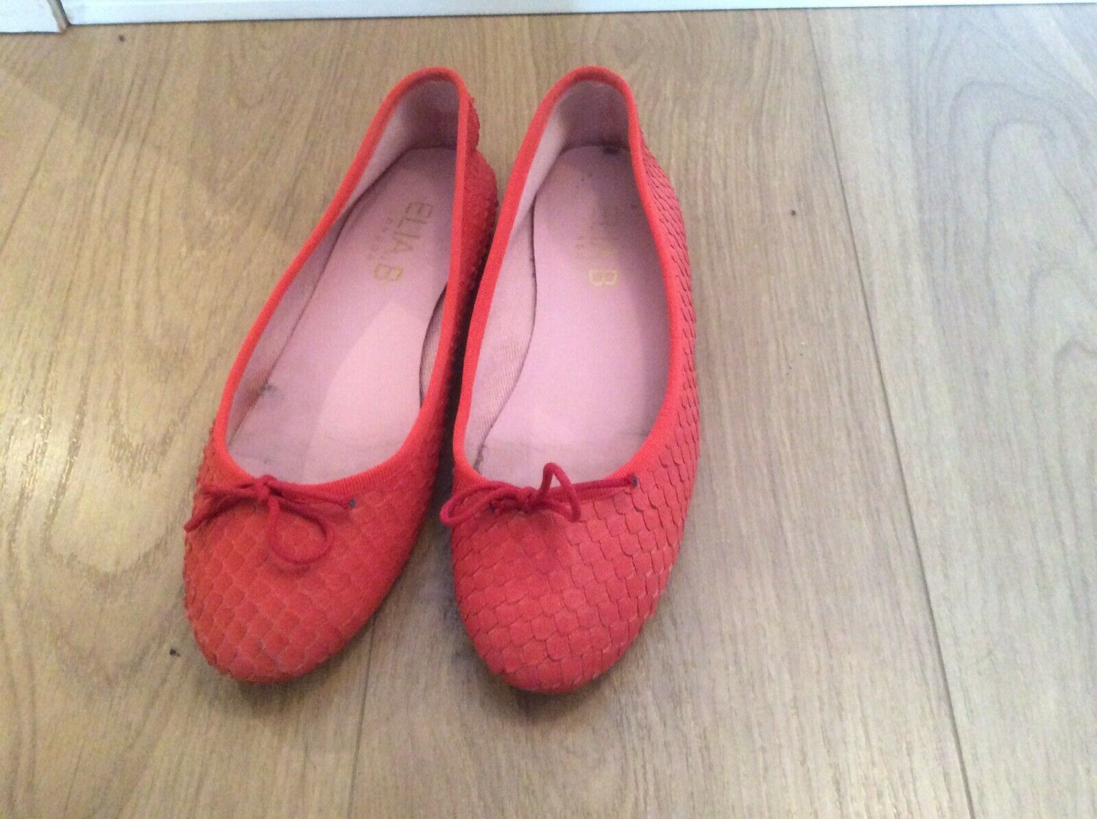 Flat shoes Ballet Pumps from Elia.B