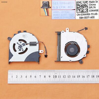 Original for Dell Inspiron13-7359 7359 GPU Cooling Fan 03NWRX D4G8 0DW2RJ