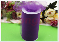 """6""""x100 Yards Roll Tulle Spool Tutu Wedding Craft Gifts Party Decoration Fabric"""