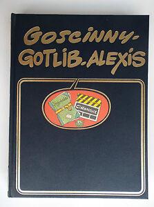 Goscinny-Gotlib-Alexis-Dingodossiers-Cinemastock-ETAT-NEUF