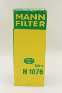 MANN-FILTER H1076 H 1076 Oil Filter fits MERCEDES ETC.