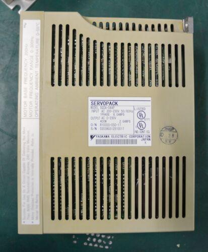 Yaskawa Servopack SGDA-04AP