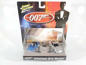 JOHNNY-LIGHTNING-007-40TH-ANNIVERSARY-CHOOSE-Q-039-S-RUSE-1-64-DIECAST-NEW-NOC