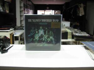 The Allman Brothers Band 2LP Gesammelt 2018 Klappcover 180GR. Audiophile Green