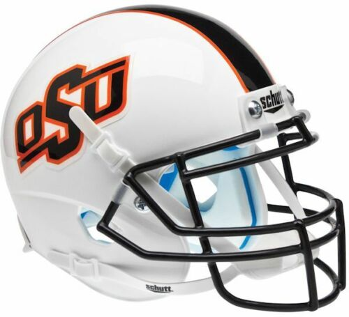 OKLAHOMA STATE COWBOYS Schutt AiR XP Full-Size REPLICA Football Helmet