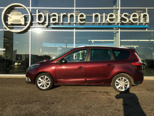 Renault Grand Scenic III 1,5 dCi 110 Limited Edition 7prs - billede 2