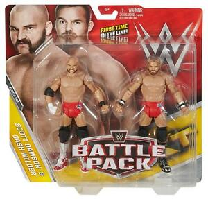 Scott-Dawson-amp-Dash-Wilder-BP-45-WWE-Mattel-Brand-New-Figure-Toy-Mint-Package