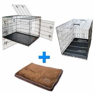 nemaxx cage de transport pour chien cage de dressage pour. Black Bedroom Furniture Sets. Home Design Ideas