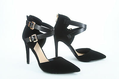 NEW Sexy Lace Up  Ankle Strap Pointed Toe High Heel  Sandal Shoes Size 5.5 - 11