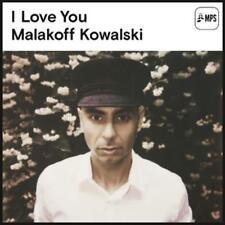 Kowalski,Malakoff - I Love You - CD