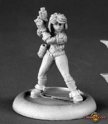 Reaper Miniatures Supervillain 50104 Chronoscope Jackhammer