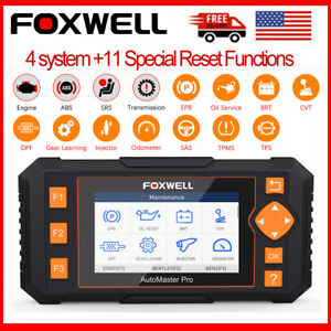 FOXWELL-NT634-Pro-Automative-ABS-Airbag-SAS-EPB-Oil-TPMS-DPF-Reset-Scanner