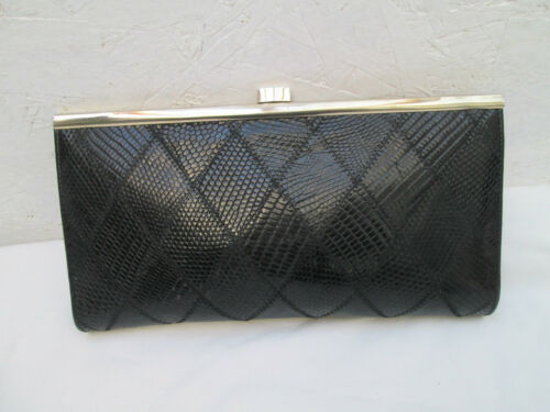 Crocodile Paris Serpent Tbeg Berma Sac Authentique Bag A Ou Cuir Main qXAY8w4