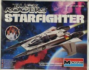 Monogram-1-48-Buck-Rogers-Starfighter-Plastic-Model-Kit-6030U