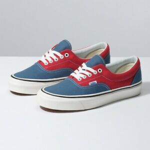 ef3721e334 Details about New VANS Men s Anaheim Factory SP19 Era 95 DX Skate Shoes -  Red(VN0A2RR1VPK1)