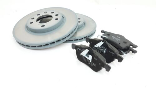 Vauxhall Astra G Zafira A Avant Disque de frein et Pad Kit 93175459