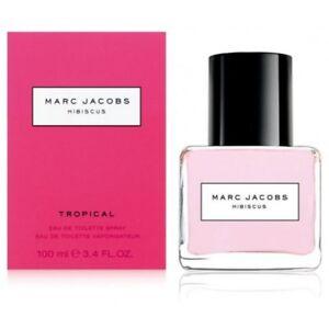 100ml-Marc-Jacobs-Tropical-Hibiscus-Eau-de-toilette-Women-3-3-oz-Descatalogado