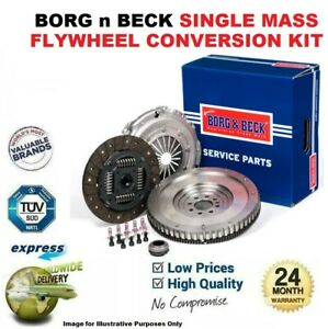 BORG n BECK SMF Conversion KIT for FORD FOCUS Berlina 1.8 TDCi 2002-2004