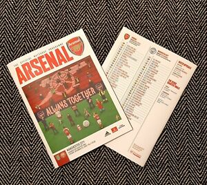 Arsenal-v-Manchester-Man-City-CARABAO-CUP-QUARTER-FINAL-PROGRAMME-22-12-2020