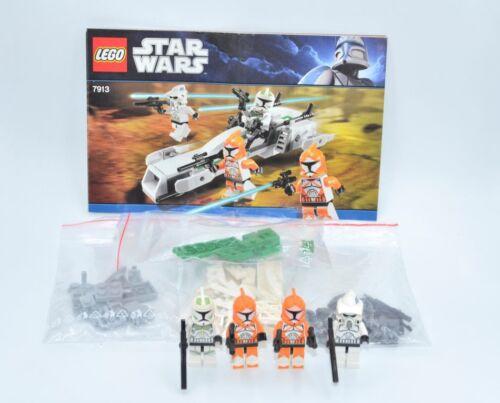 LELEGO Set 7913 Star Wars Clone Trooper Battle Pack mit BA set with instruction
