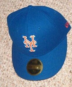 the best attitude c61ba 79789 Image is loading New-Era-New-York-Mets-59Fifty-Bevel-Low-