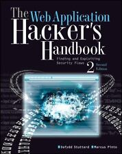 The Web Application Hacker's Handbook : Finding and Exploiting Security Flaws by Dafydd Stuttard and Marcus Pinto (2011, Paperback / Online Resource)