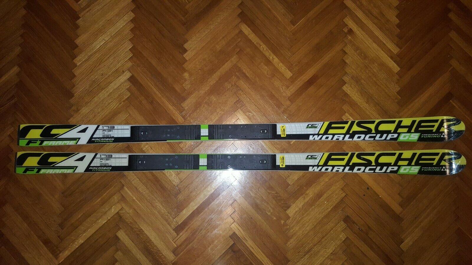Fischer RC4 Worldcup GS 173cm Rennski Riesenslalom FIS