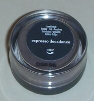 Bare Escentuals Espresso Decadence (charcoal Brown) Eye Shadow - Mini Size -new