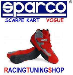 SCARPE-KART-SPARCO-VOGUE-40-SPARCO-SHOES-SCHUHE-BUTY-KART-SPARCO-cip-BUTY
