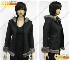 Izaya Orihara from DuRaRaRa Cosplay Costume black fur only Jacket