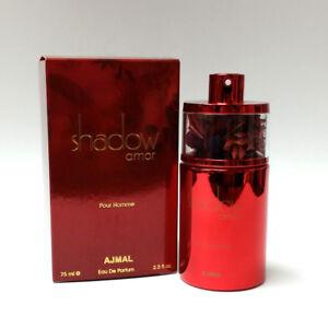 Ajmal Shadow Amor Pour Homme Eau De Parfum 25 Oz For Men