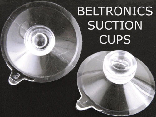 Beltronics Radar Detector Windshield Suction Cups S95 995 940 965 GX65 840 985