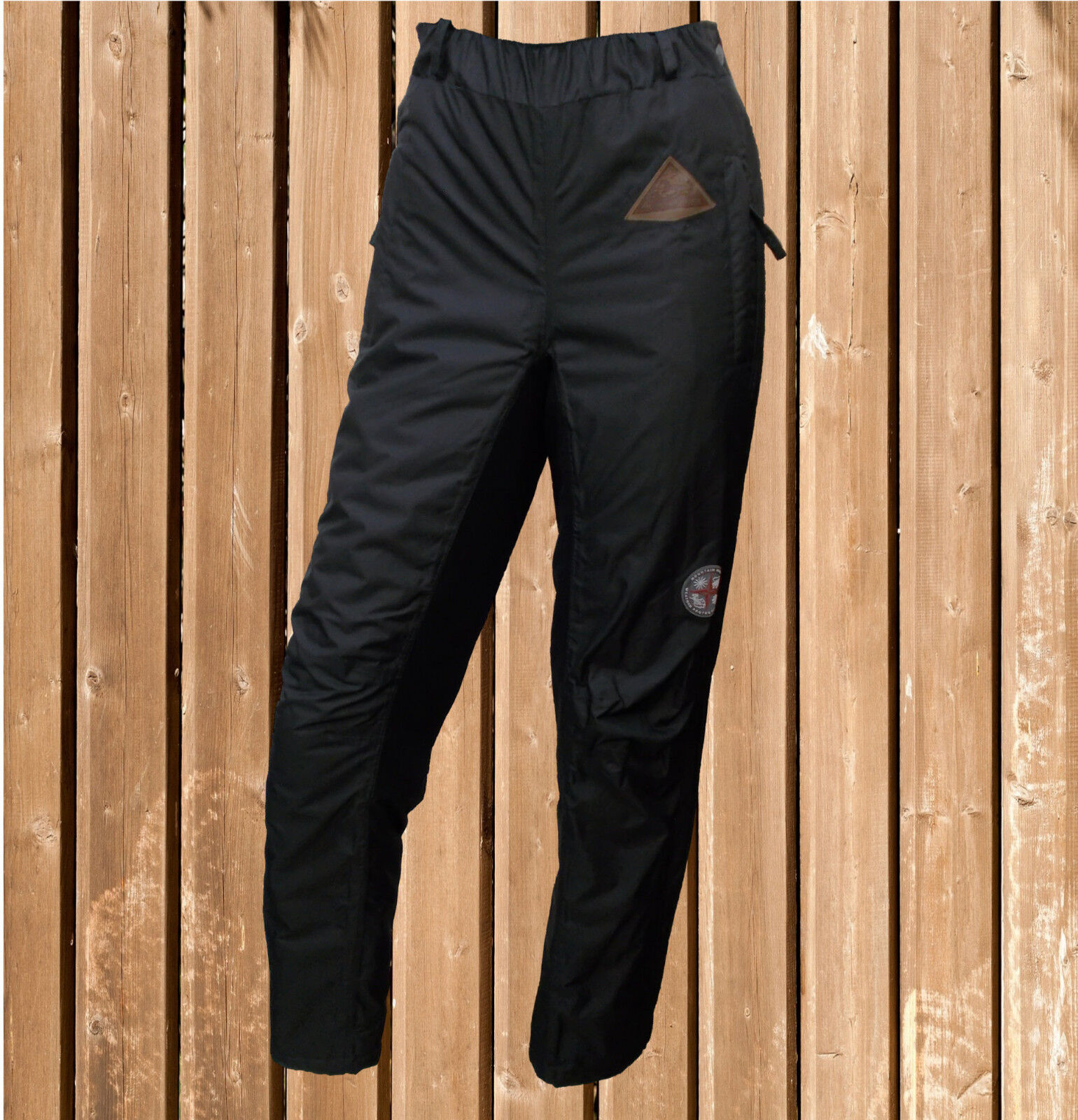 Mountain HORSE THERMO BREECHES, Warm Thermal Riding Hose Waterproof Over Pull Trousers