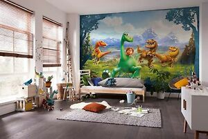 Image Is Loading Wall Mural Photo Wallpaper The Good Dinosaur Baby