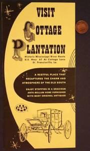 Image Is Loading 1950s Era St Francisville Louisiana Cotton Plantation Hotel