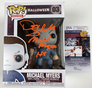 DON-SHANKS-signed-Funko-POP-Michael-Myers-Halloween-5-Horror-JSA-Authentication