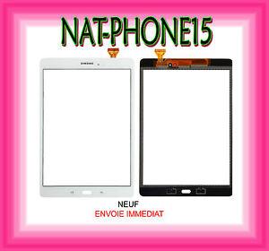 VITRE ECRAN TACTILE Samsung Galaxy Tab E 9.6 SM-T560 T560 T561 BLANC LOGO - France - État : Neuf: Objet neuf et intact, n'ayant jamais servi, non ouvert, vendu dans son emballage d'origine (lorsqu'il y en a un). L'emballage doit tre le mme que celui de l'objet vendu en magasin, sauf si l'objet a été emballé par le fabricant d - France