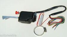 Black Turn Signal Switch 3 Year Warranty ATV UTV Golf Cart Yamaha Rhino b