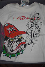 SIZE 4 BOYS ED HARDY KIDS SHIRT NEW WITH TAG SO CUTE & FREE SHIPPING