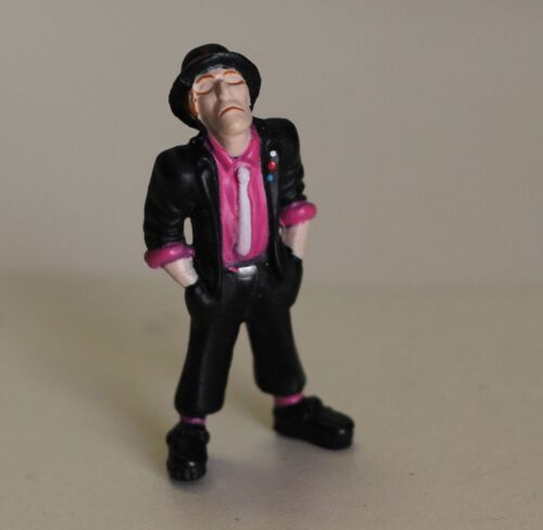 New 100 Micro-Icons PUNK figures,12 different Punks perfect cake toppers 1:32