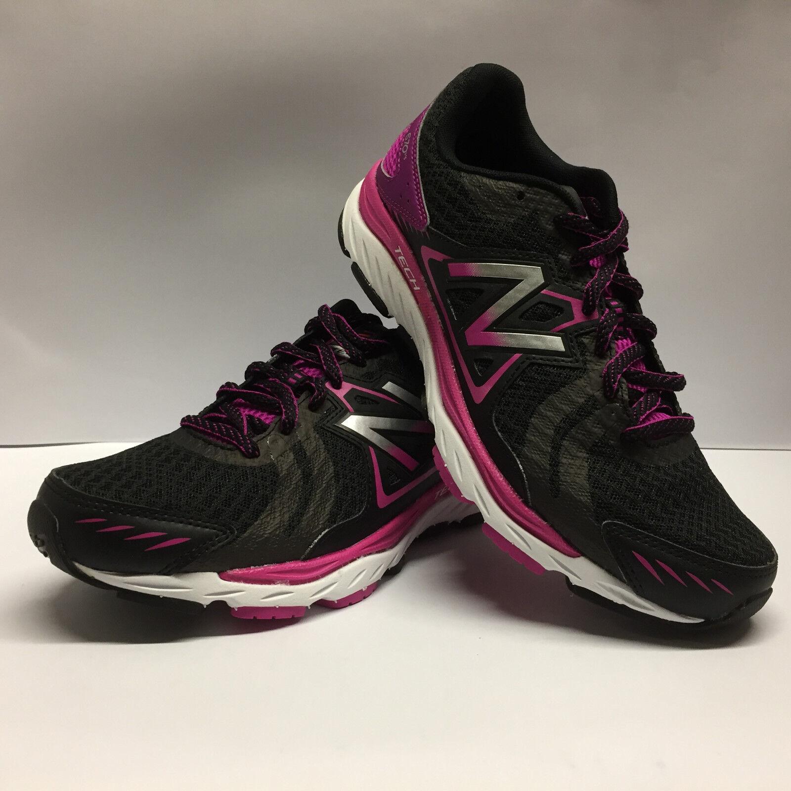 New Balance 670BK5 Women's Running shoes Black Pink