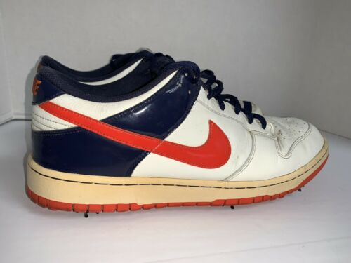 Nike Low Dunk Golf Shoes  Size 12