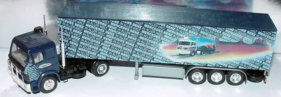 1 87 Mercedes-Benz Sk Lorry MB Needle Munich MB in all World - Herpa