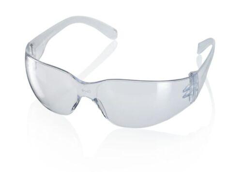 Proforce FP18 apariencia deportiva Protectora Transparente Gafas De Seguridad Gafas PPE especificaciones de laboratorio