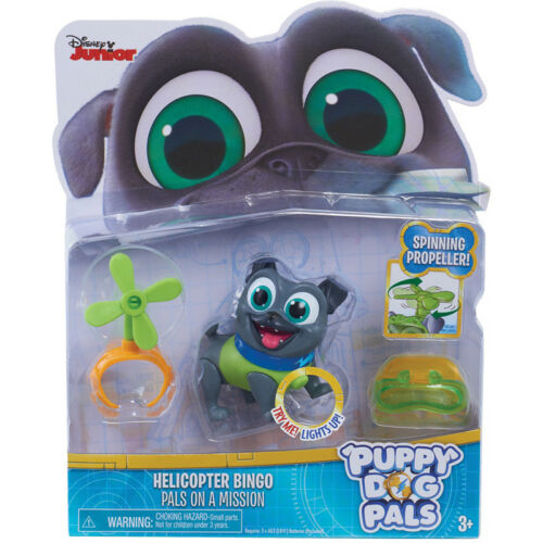 Puppy Dog Pals Light-Up On a Mission Choice of Character NEW One Supplied