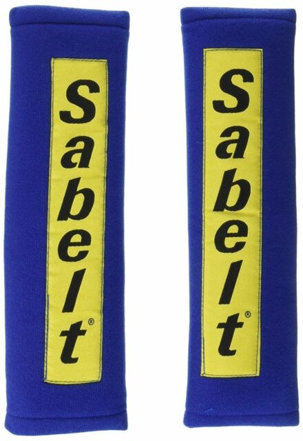 Sabelt Set Par Encogido Cubiertas de Correa Azul Universal Audi